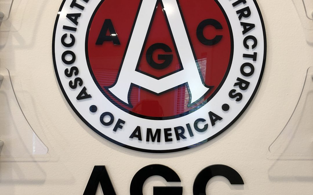Presidents Wall for AGC of Kentucky