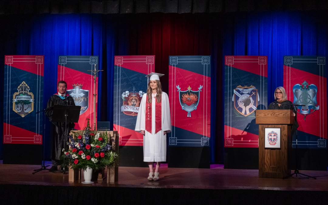 Custom Graduation Banners for Carroll High School